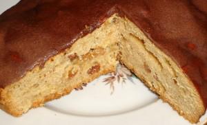 Рецепт кекса на майонезе